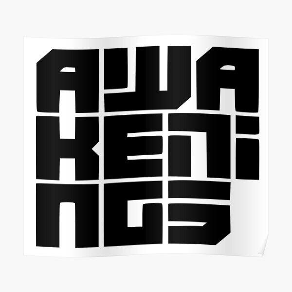 Awakenings Festival Poster