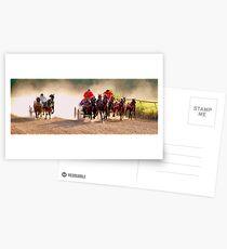 rolling thunder3 Postcards