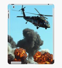 Australian Army Helicopter 3 iPad Case/Skin