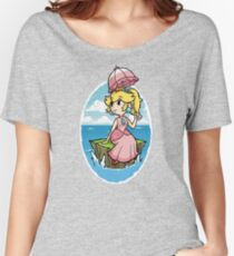 Wind Waker Princess Peach Women's Relaxed Fit T-Shirt
