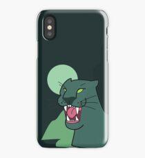 Puma, dark green - Gravity Falls iPhone Case