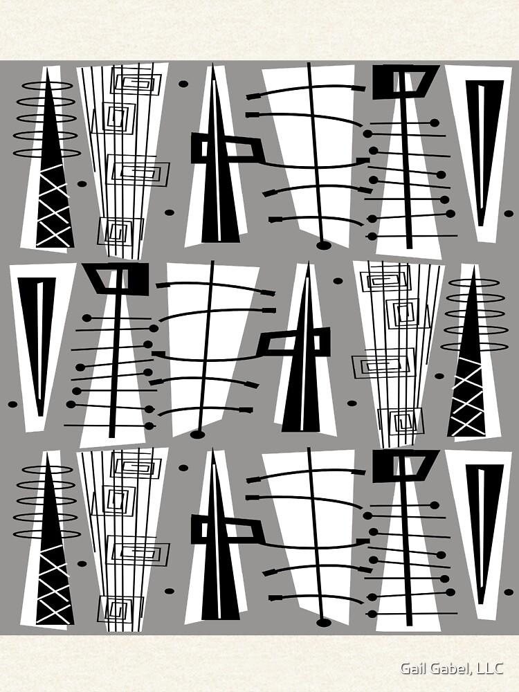 Mid-Century Atomzeit von gailg1957