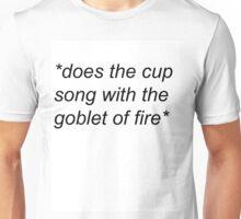 HARRY POTTER GOBLET Of FIRE Unisex T-Shirt
