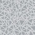 Abstract Shattered Grey and White by ProjectM