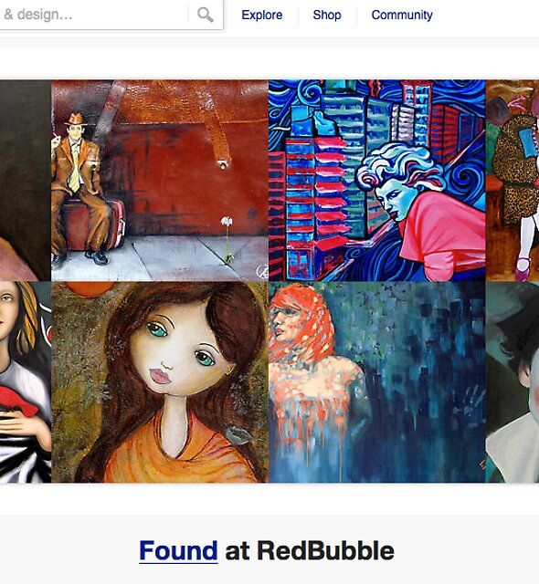 8 December 2010 by The RedBubble Homepage