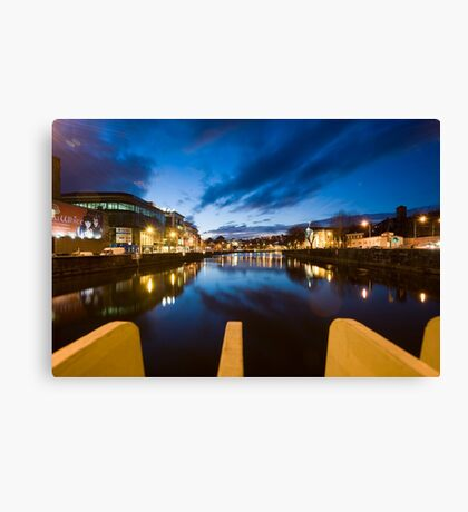 All This And Snow White Is On At The Opera House Canvas Print