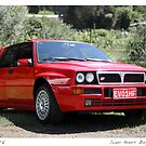 Lancia Red 01 by Studio-Z Photography