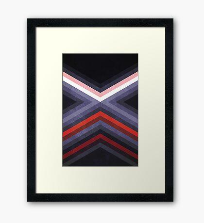 The Battle of Yavin Framed Print