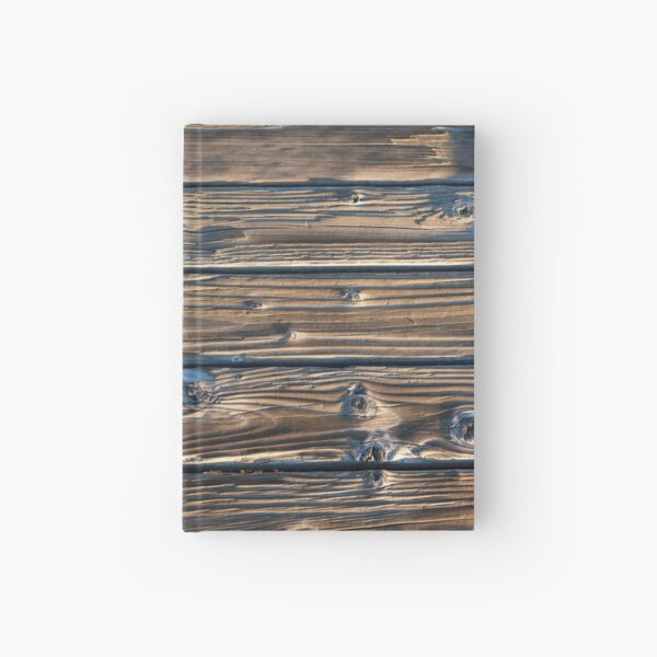 Yellowstone Lake Boardwalk Hardcover Journal