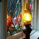 Pub Window by © Loree McComb