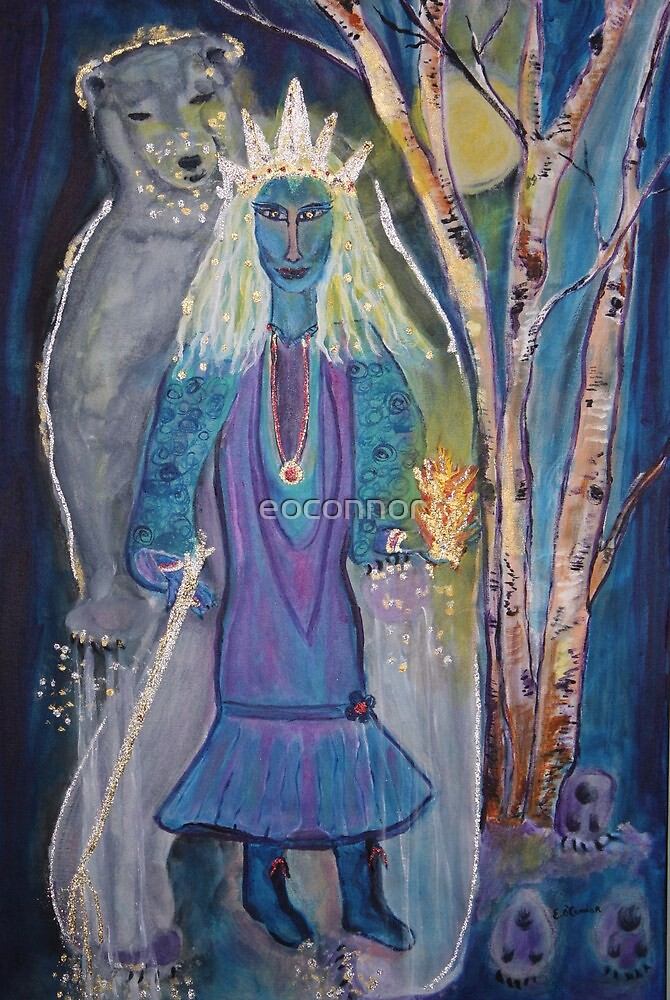 Winter Solstice  Returning of The Light by eoconnor