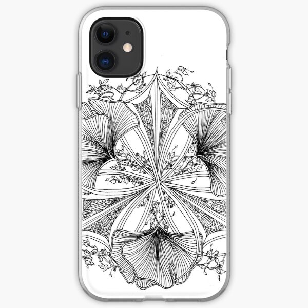 Leaves of the Ginkgo iPhone Soft Case