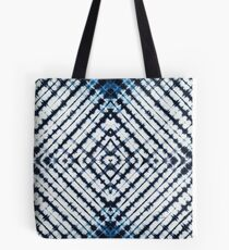 Diamonds Indigo Tote Bag