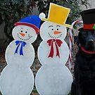 Snowman by ruthbacker