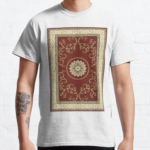 Kyrgyz felt carpet ala kiyiz (motley felt) Киргизский войлочный ковер ала-кийиз (пестрый войлок) Classic T-Shirt