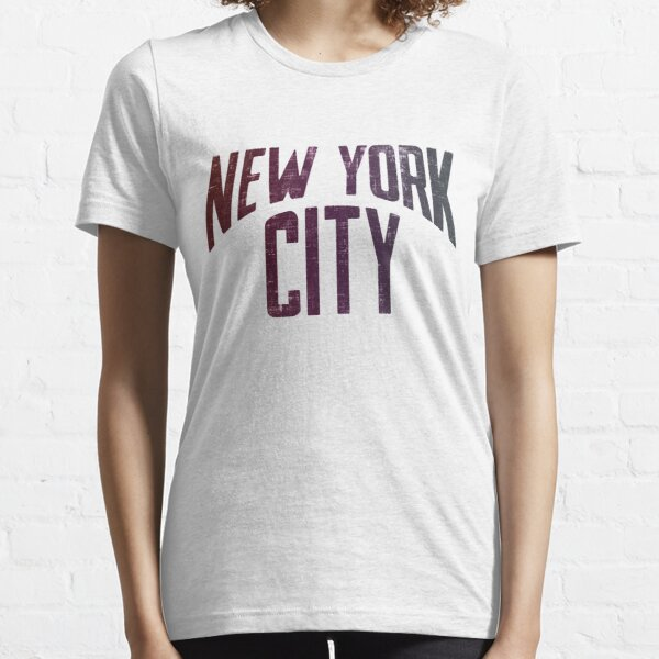 New York City Lennon Essential T-Shirt