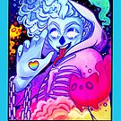 Ghostly Gay by evocaitart