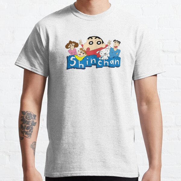 Crayon Shin-chan Camiseta clásica