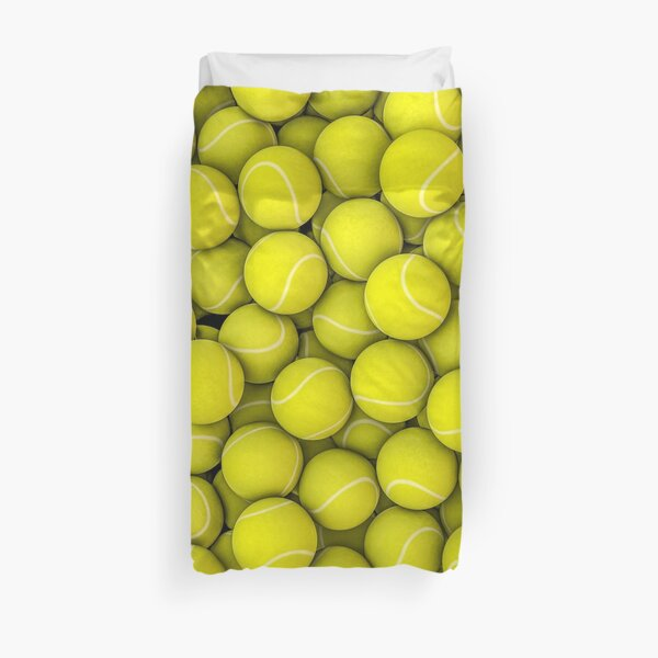 Tennis balls Duvet Cover