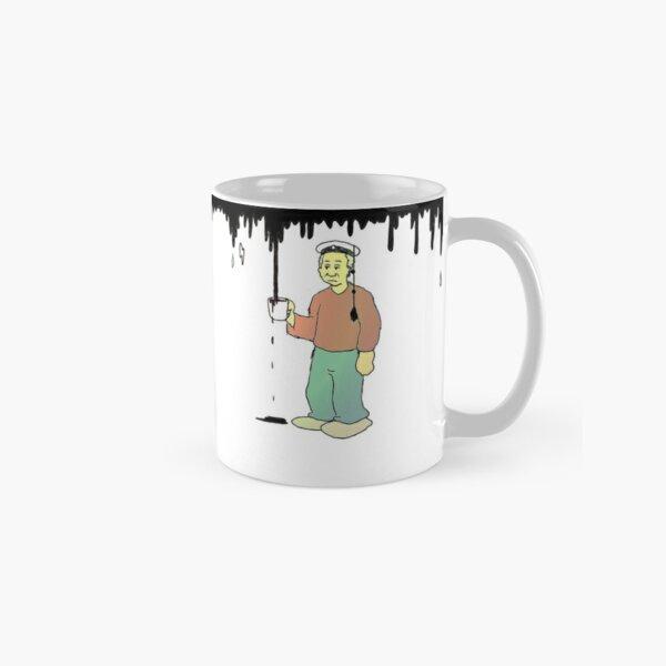Coffee spill Classic Mug