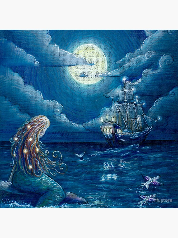 Mermaid by illustore