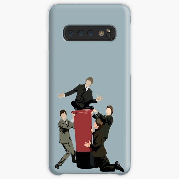 Minimal The Beatles Samsung Galaxy Snap Case