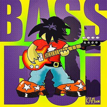 Bass Boi by KevMoore