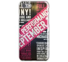 Hedwig and the Angry Inch  iPhone Case/Skin