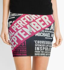 Hedwig and the Angry Inch  Mini Skirt