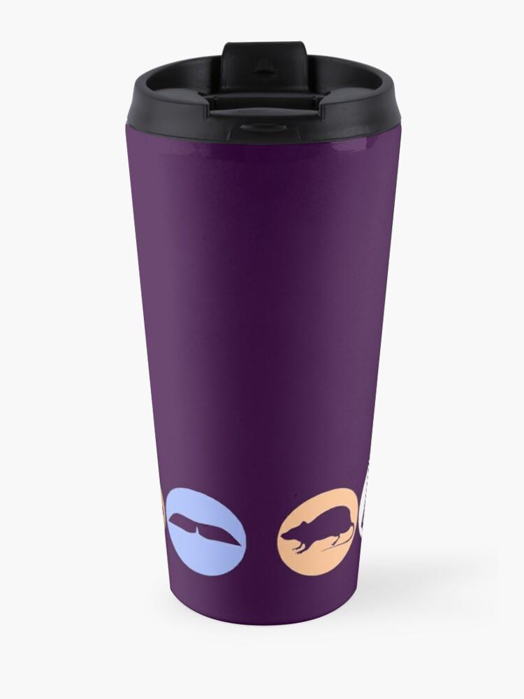 Alternate view of Reservoir Dogs  Travel Mug