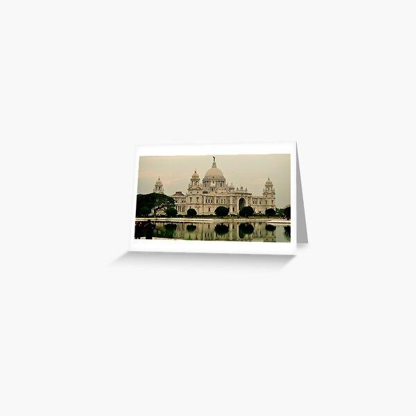 Victoria Memorial Hall Greeting Card