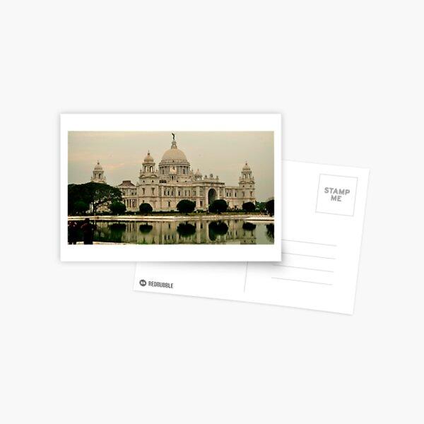 Victoria Memorial Hall Postcard