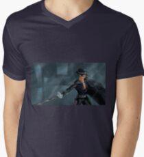 Zorro V-Neck T-Shirt