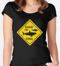 Shart Xing Workaholics Women's Fitted Scoop T-Shirt