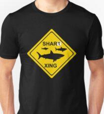 Shart Xing Workaholics Unisex T-Shirt
