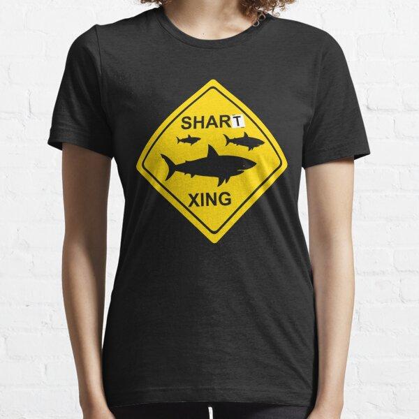 Shart Xing Workaholics Essential T-Shirt