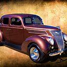 1937 Streetrod by Hawley Designs