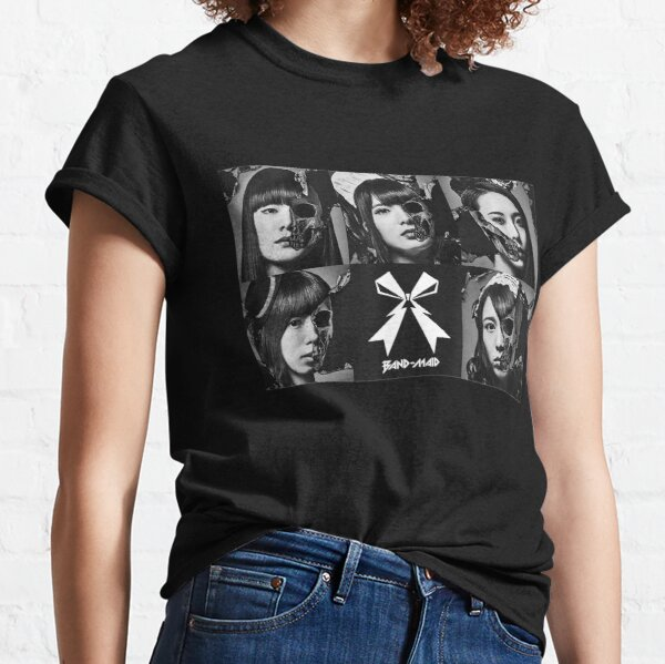 band maid t shirt Classic T-Shirt