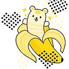 Etwas ist in meiner Banane! von XOOXOO
