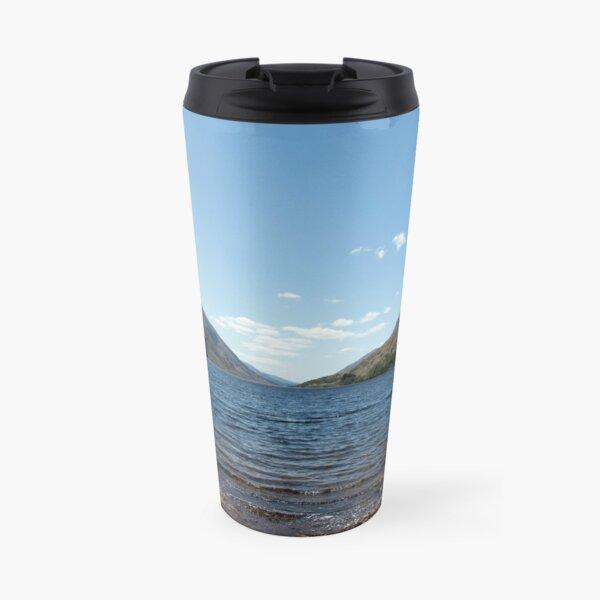 Loch Sheil, Skye, Lochaber and Badenoch Travel Mug