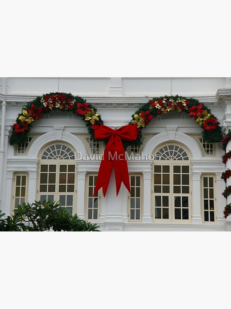 Christmas At The White House, Er, White Hotel by davidmcmahon