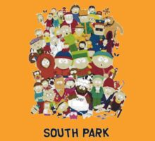 South Park character collection