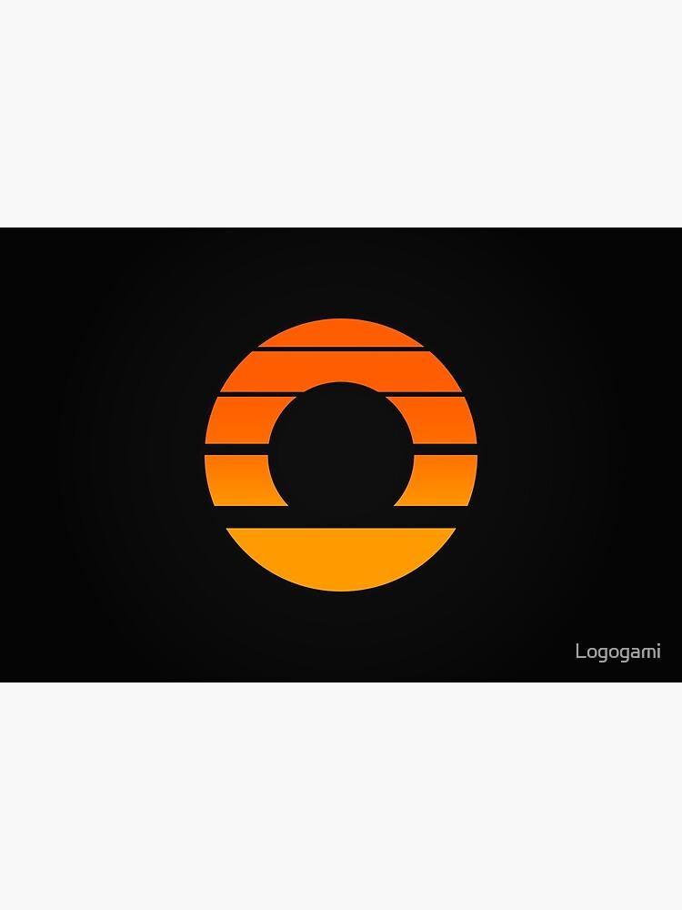 Aperture Science (Retro) Logo by Logogami