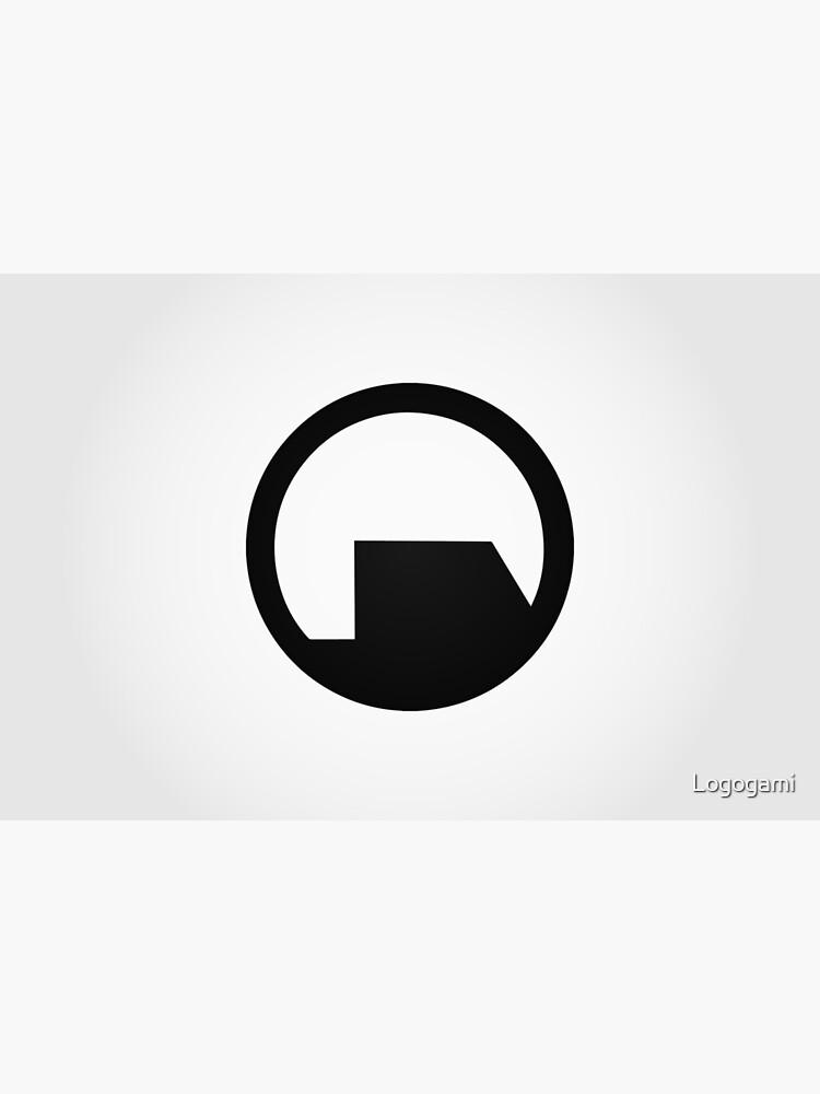 Black Mesa Logo by Logogami