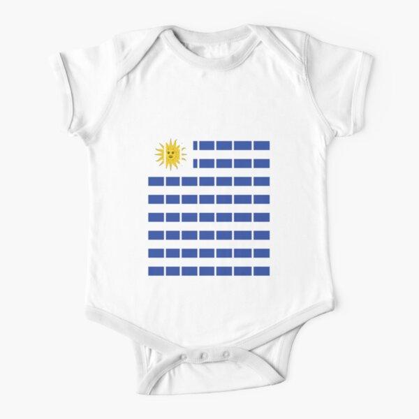 Clothes socks Distressed Venezuela Flag Baby Unisex Short Sleeve Onesies Bodysuits