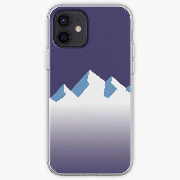 Utah Mountains iPhone Soft Case