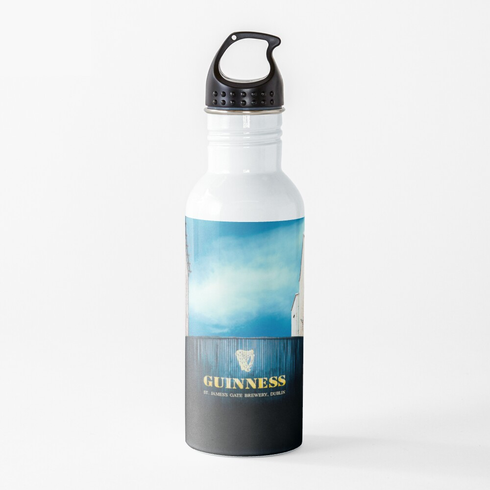 Guinness Storehouse Water Bottle