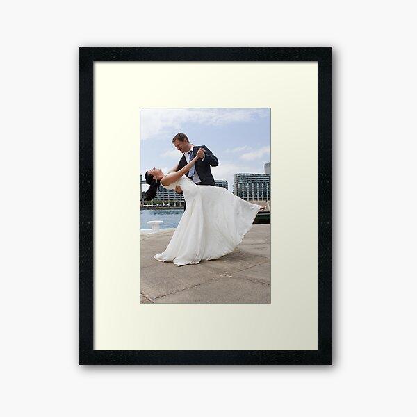 Wedding Portfolio Framed Art Print