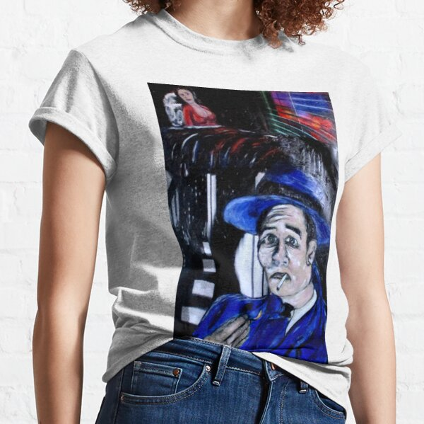 Noir Danger Classic T-Shirt
