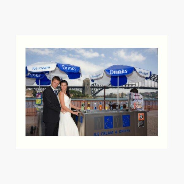 Wedding Portfolio Art Print